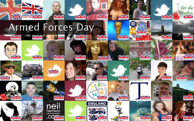 Armed Forces Day Twibute 100