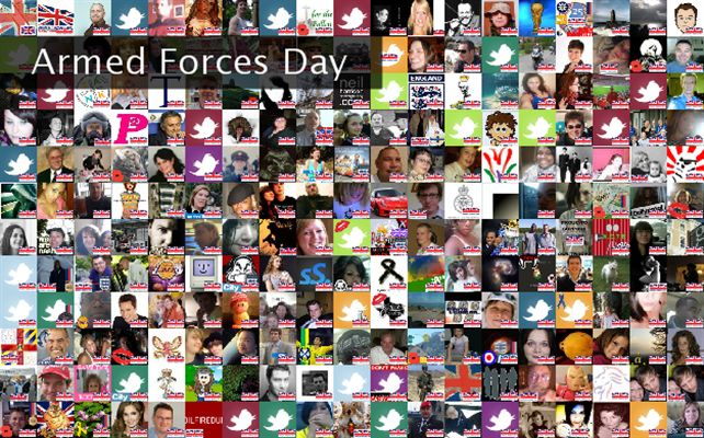 Armed Forces Day Twibute 2500