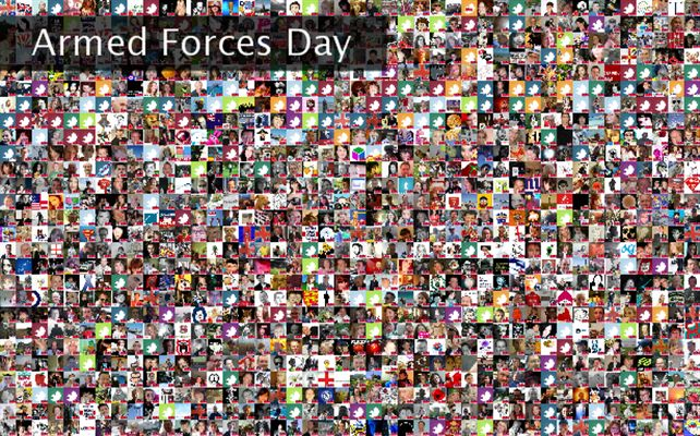 Armed Forces Day Twibute 10000