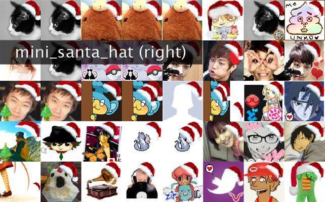 mini_santa_hat (right) Twibute 50