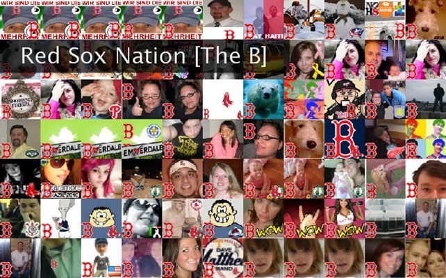 Red Sox Nation [The B] Twibute 100