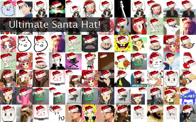 Ultimate Santa Hat! Twibute 100
