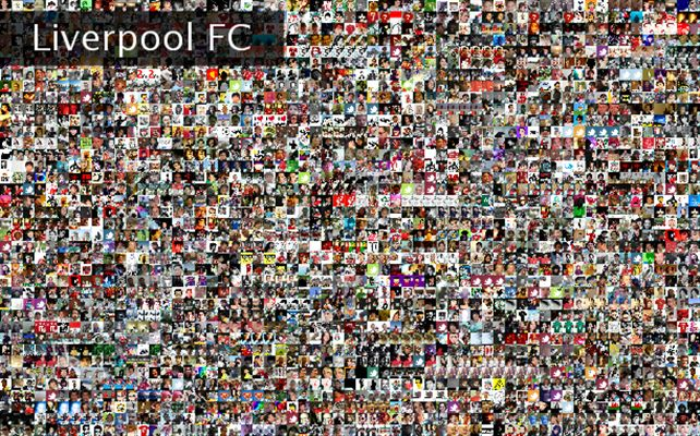 Liverpool FC Twibute 2500