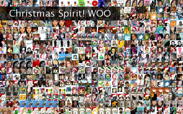 Christmas Spirit! WOO Twibute 500