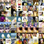 Gelbe Schleife Twibute 100