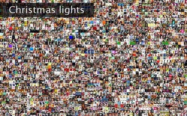 Christmas lights Twibute 2500