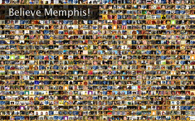Believe Memphis! Twibute 1000