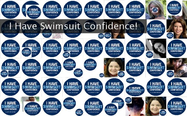 I Have Swimsuit Confidence! Twibute 100