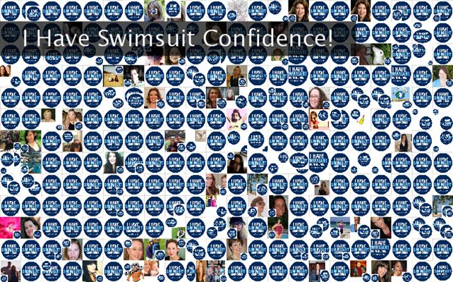 I Have Swimsuit Confidence! Twibute 500