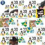 20 anos Linux Twibute 50