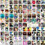 Google+アイコンジェネレーター@attrip Twibute 100