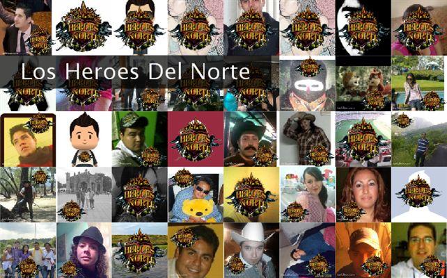 Los Heroes Del Norte - Resources - Los Heroes Del Norte Twibute 50
