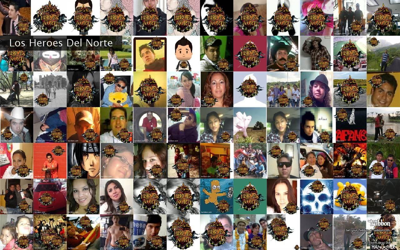 Los Heroes Del Norte - Resources - Los Heroes Del Norte Twibute 100