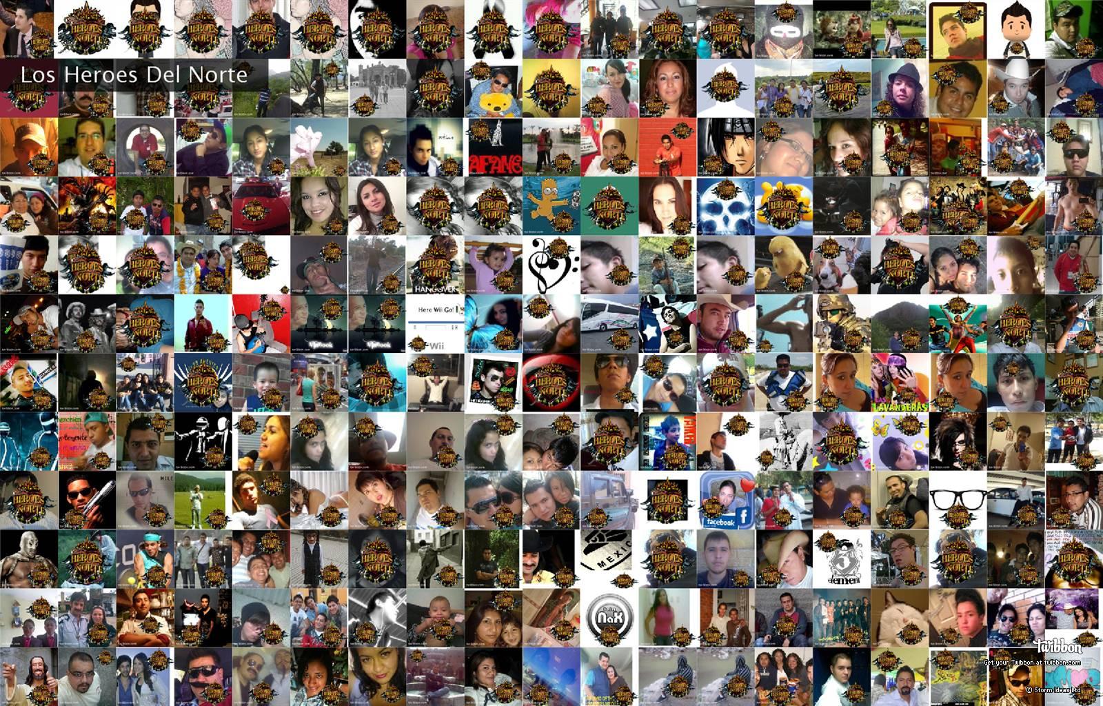 Los Heroes Del Norte - Resources - Los Heroes Del Norte Twibute 250
