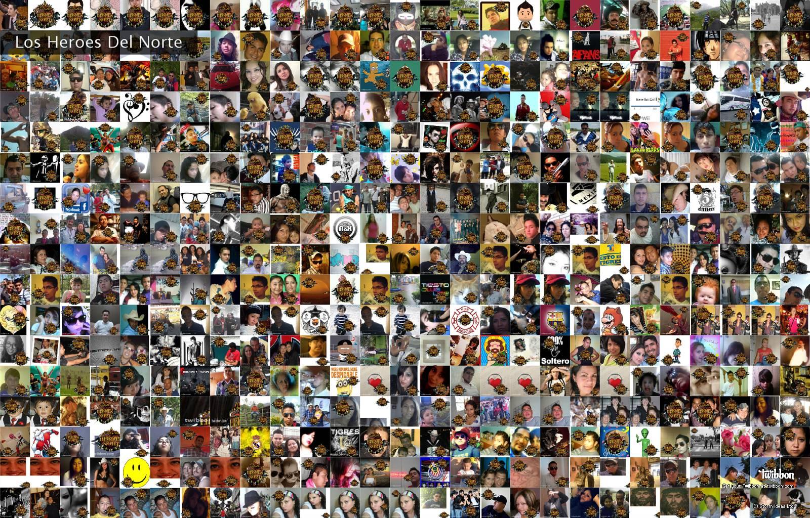 Los Heroes Del Norte - Resources - Los Heroes Del Norte Twibute 500