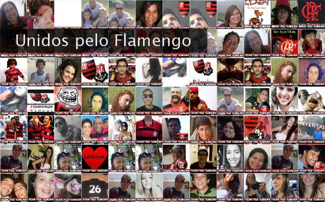 Unidos pelo Flamengo Twibute 100