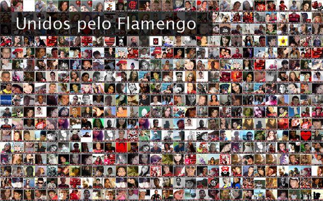 Unidos pelo Flamengo Twibute 500