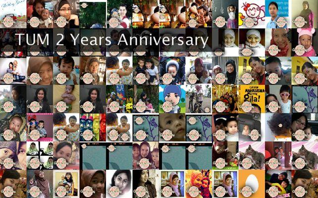 TUM 2 Years Anniversary Twibute 100