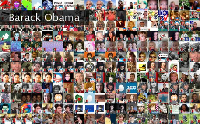 Barack Obama Twibute 250