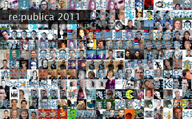 re:publica 2011 Twibute 250