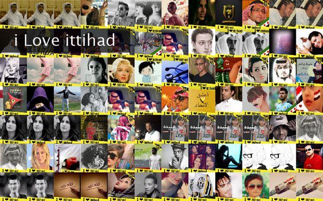 i Love ittihad Twibute 100