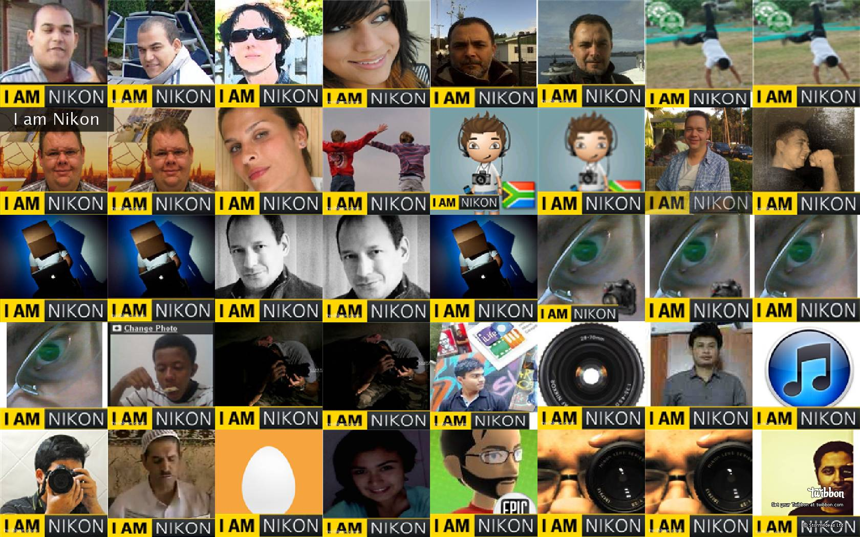Downloads  I Am Nikon Campaign