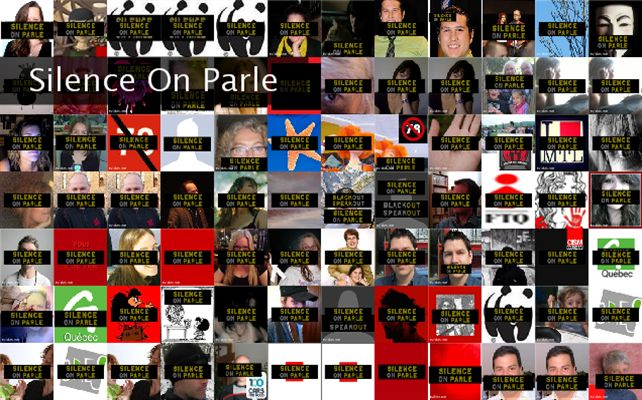 Silence On Parle Twibute 100