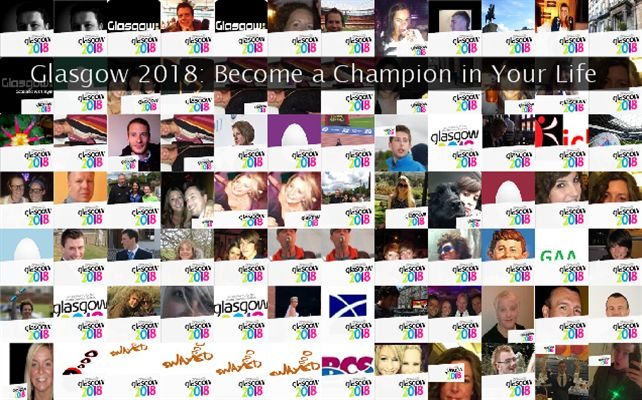 Glasgow 2018: Become a Champion in Your Life Twibute 100