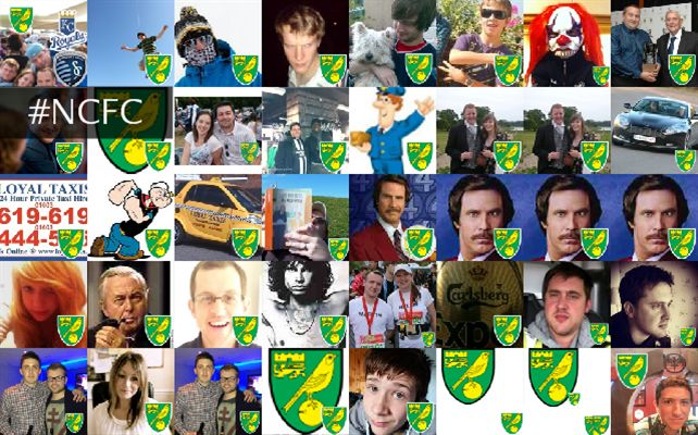 #NCFC Twibute 50