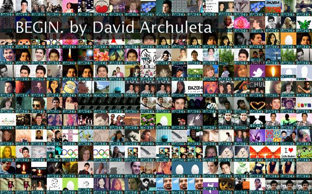 BEGIN. by David Archuleta Twibute 250