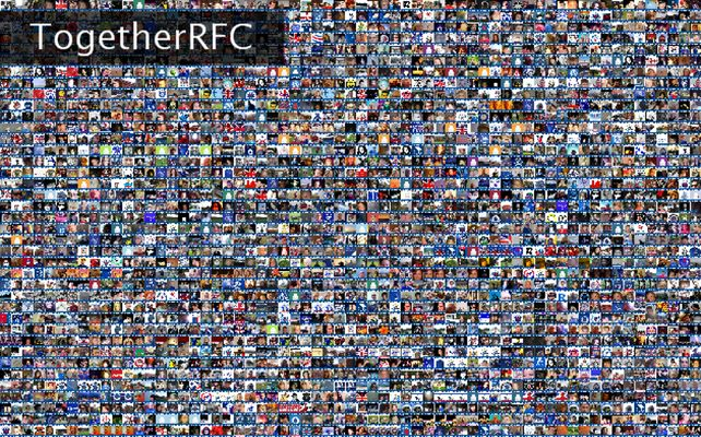 TogetherRFC Twibute 2500