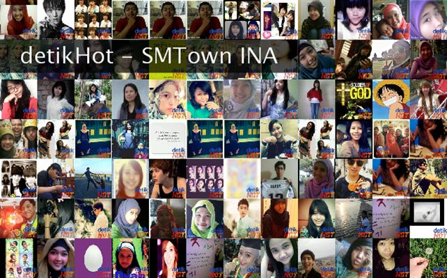 detikHot - SMTown INA Twibute 100