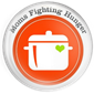 Moms Fighting Hunger Twibbon Badge