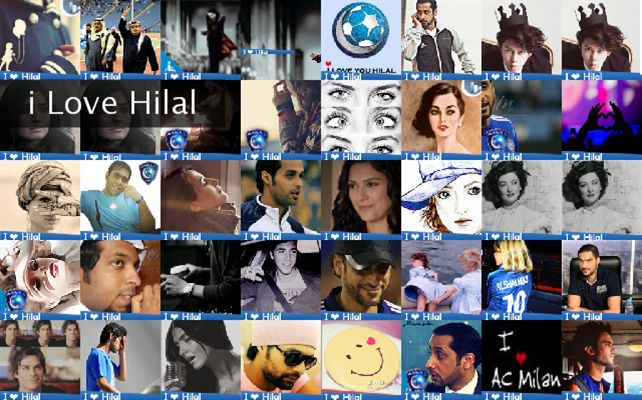 i Love Hilal Twibute 50