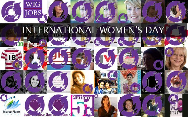 INTERNATIONAL WOMEN'S DAY Twibute 50