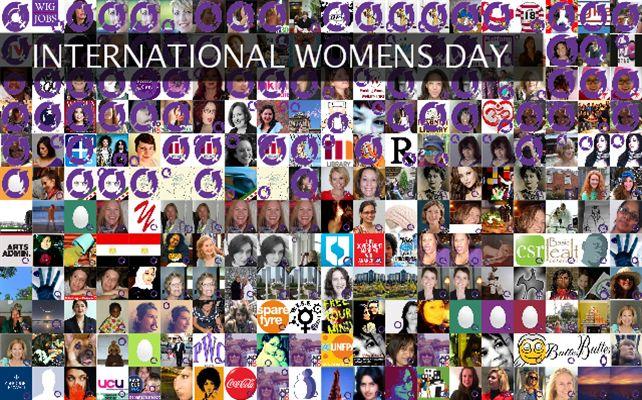 INTERNATIONAL WOMENS DAY Twibute 250