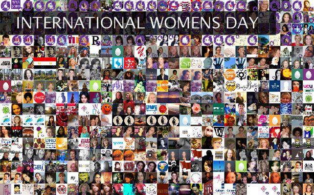 INTERNATIONAL WOMENS DAY Twibute 500