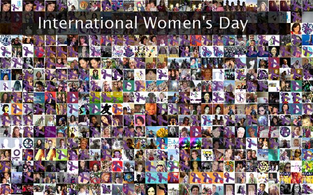 International Women's Day Twibute 500