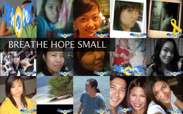 BREATHE HOPE SMALL Twibute 50