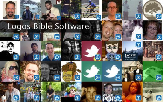 Logos Bible Software Twibute 50