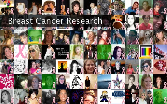 Breast Cancer Research Twibute 100