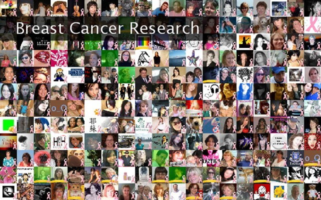 Breast Cancer Research Twibute 250
