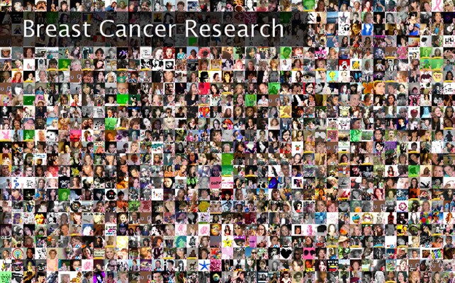 Breast Cancer Research Twibute 1000