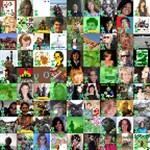 Green Ribbon - SOS Parks! Twibute 100