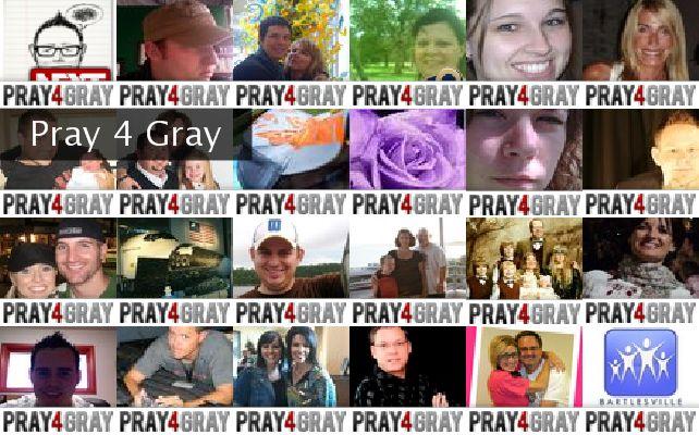 Pray 4 Gray Twibute 100
