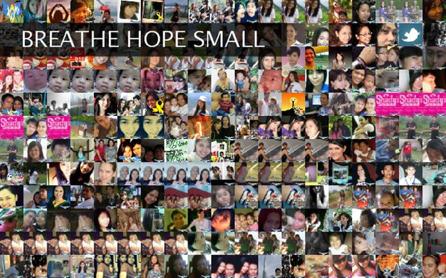 BREATHE HOPE SMALL Twibute 250