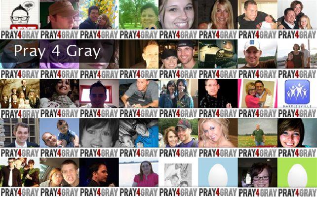Pray 4 Gray Twibute 250