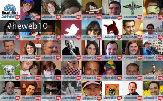 #heweb10 Twibute 50