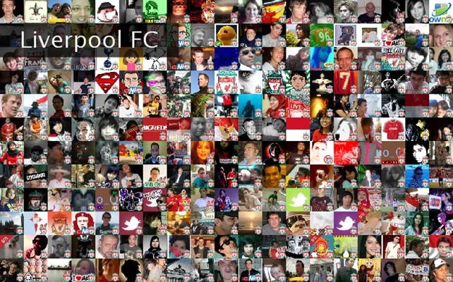 Liverpool FC Twibute 250