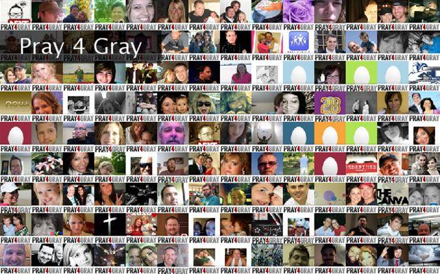 Pray 4 Gray Twibute 2500